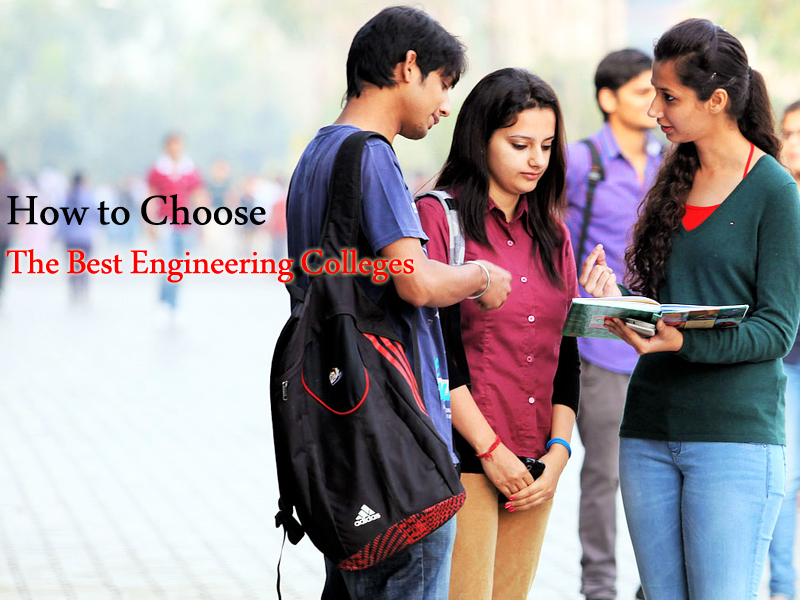 How to choose Best engineering colleges in Coimbatore, Tamilnadu, India