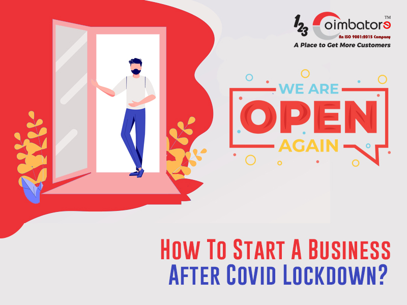 How to Start a Business after COVID-19