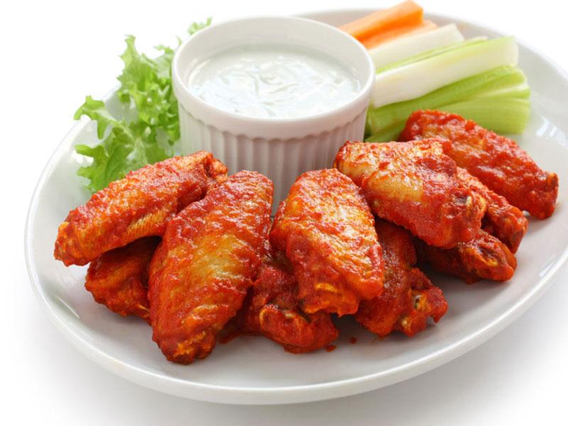 Yummy - Crispy Fried Chicken Wings!!!