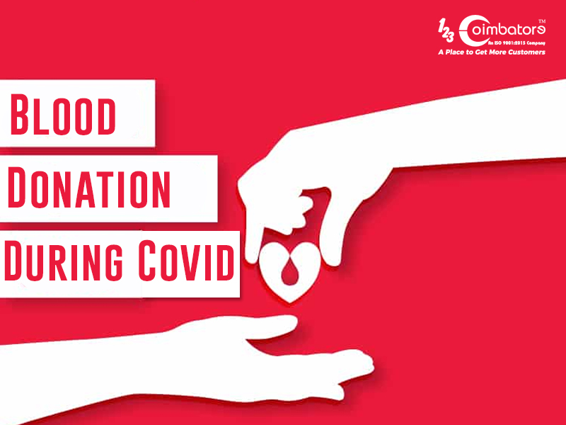 Blood Donation during covid