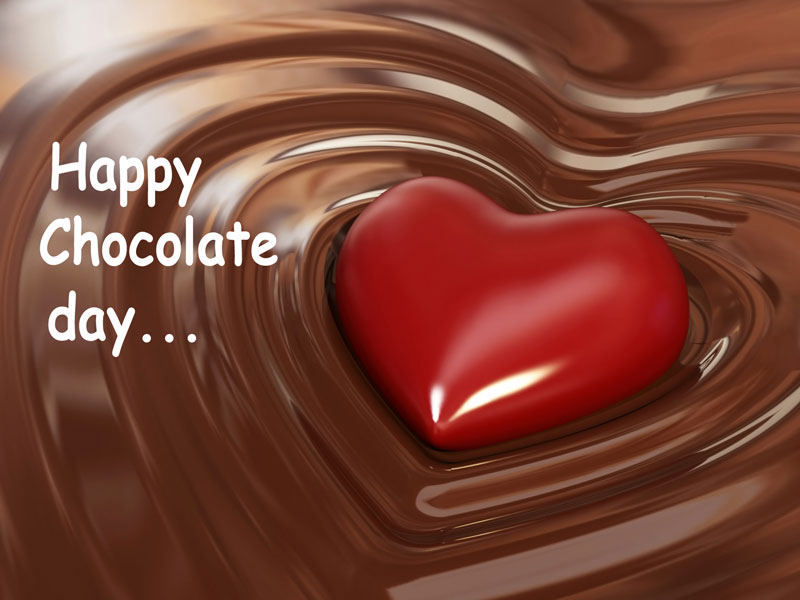 Celebrating the Delicious Chocolate day!!!