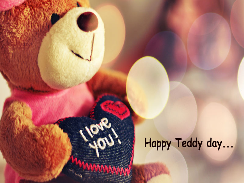 Celebrating the Most Adorable Teddy day!!!