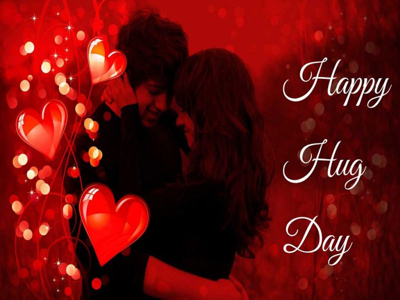 Celebrating the most Pleasant Hug day!!!