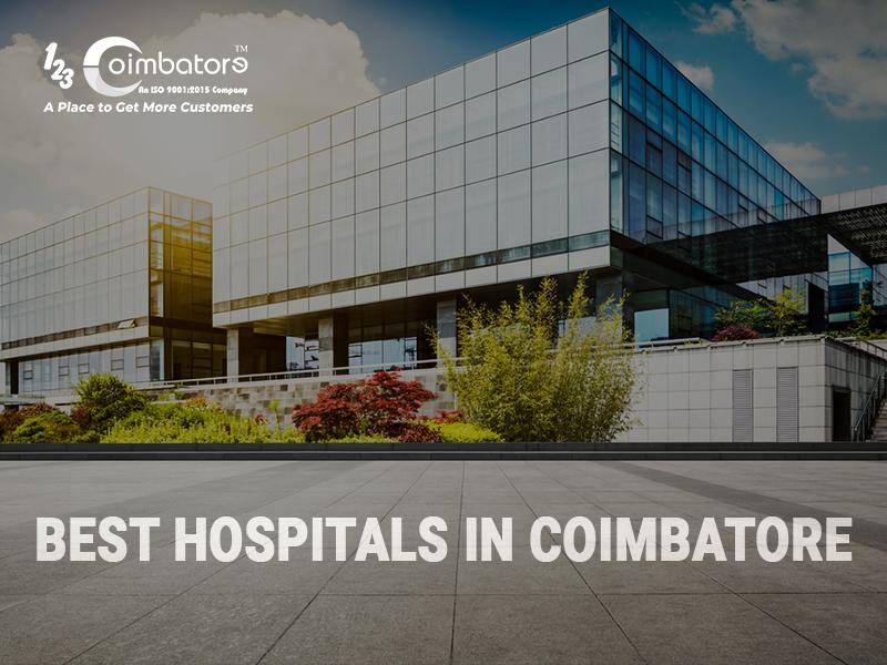 Best Hospitals in Coimbatore