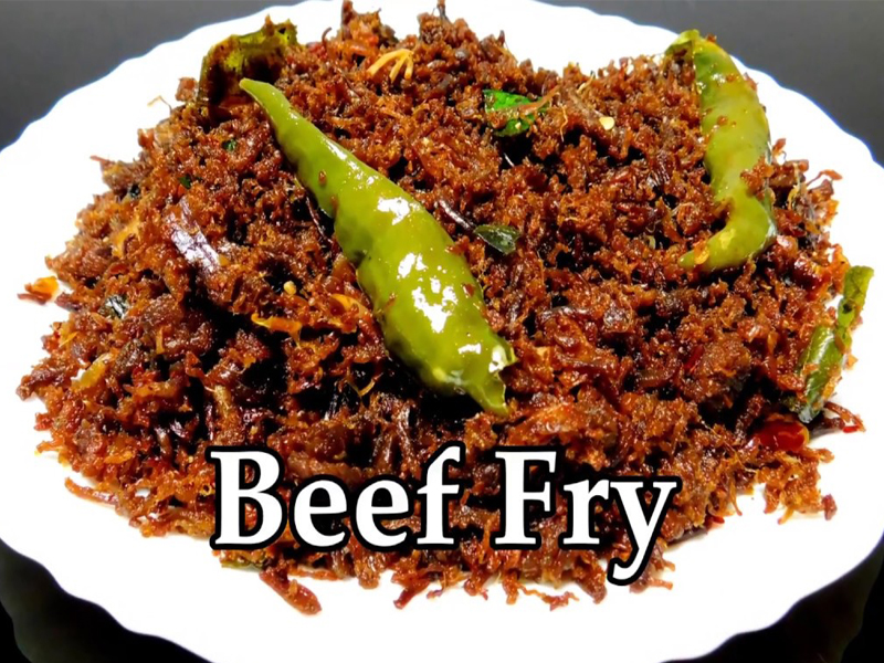 Yummy Tasty Beef Idichathu Recipe!!!