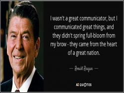 Celebrating Ronald Reagan!!!