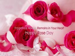 Celebrating the Gorgeous Rose day!!!