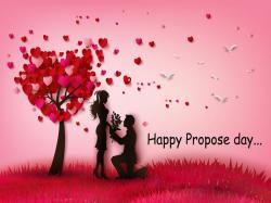 Celebrating the Heart Beating Propose day!!!