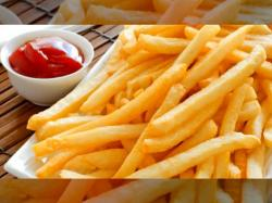 Yummy Crispy French Fries Recipe!!!