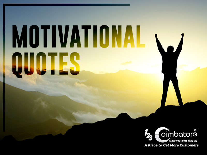 Motivational Quotes for Action Takers