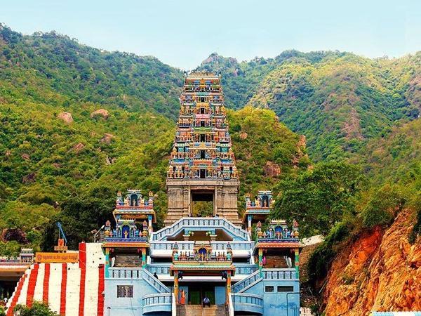 marudhamalai hill temple coimbatore