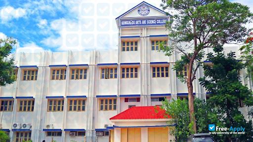 Kongunadu Arts and Science College in coimbatore