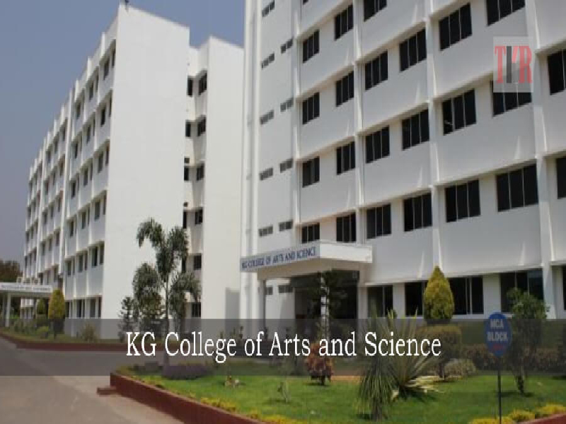 KG College of Arts and Science in coimbatore