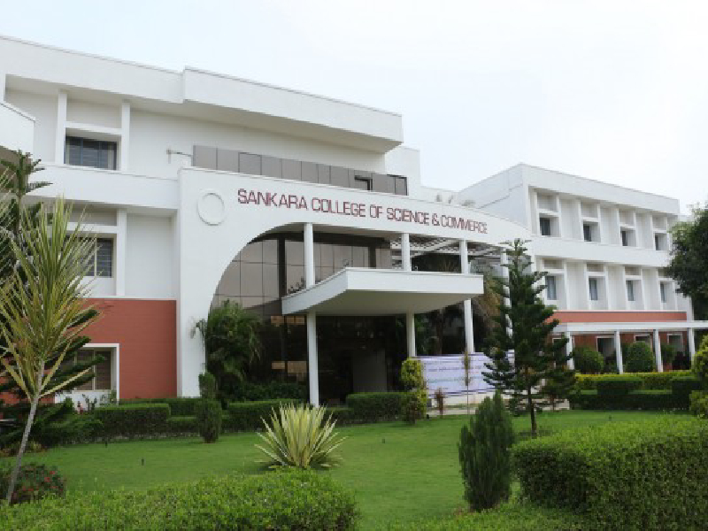 Sankara College of Science and Commerce in coimbatore