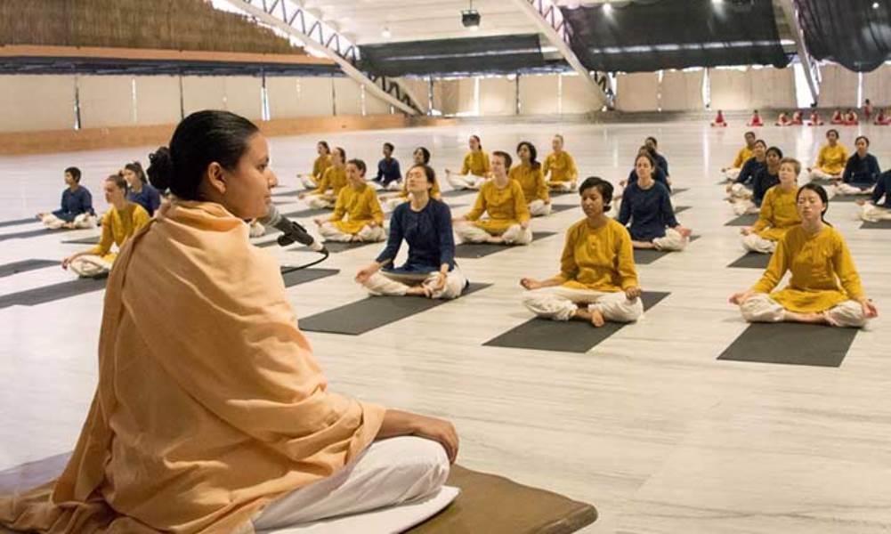 Isha Yoga Center Coimbatore, Tamilnadu | Dhyanalinga Temple
